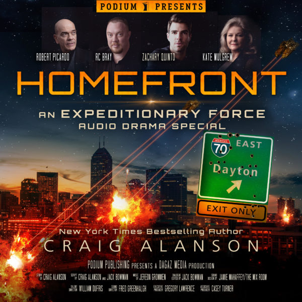 Expeditionary Force: HOMEFRONT