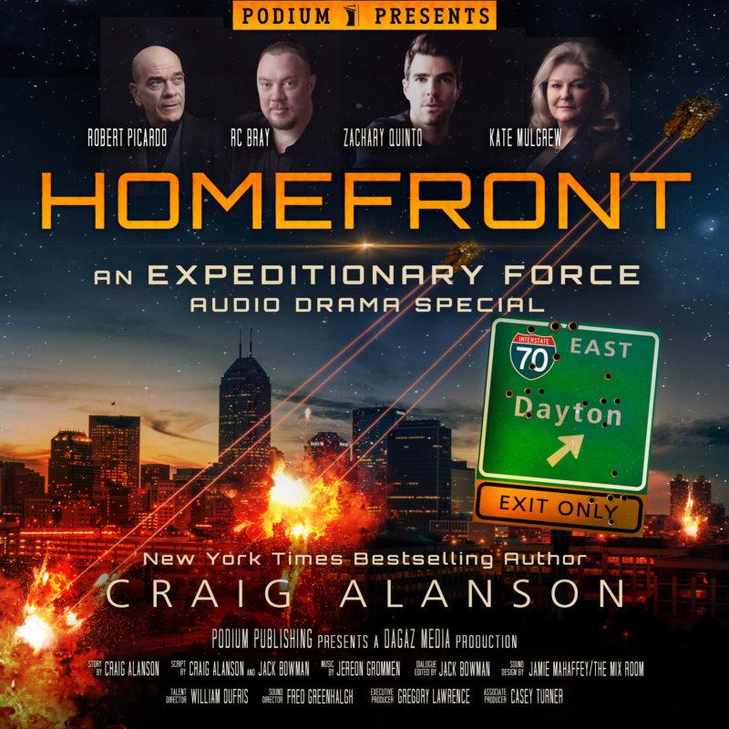 Expeditionary Homefront Audio Drama